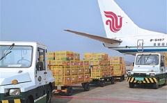 上海到喀什空运