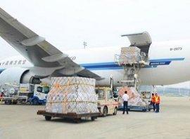 上海到武汉空运